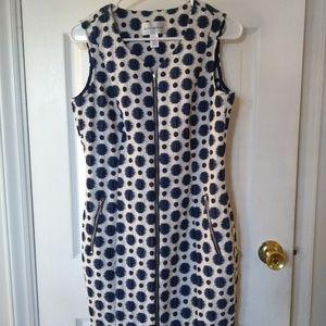 NWOT Donna Morgan Polka Dot Women Dress Size 6